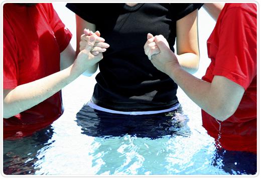 Qué es el bautismo