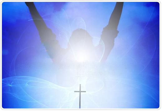 La iglesia militante y la iglesia triunfante