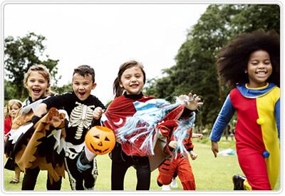 peligro de celebrar Halloween